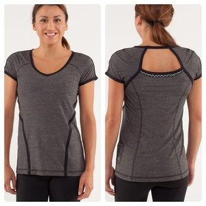 Lululemon Team Spirit Tech Short Sleeve